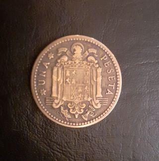 1 peseta de 1945 *19-54