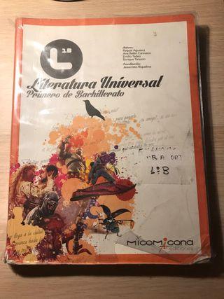 Literatura Universal (1º Bach)