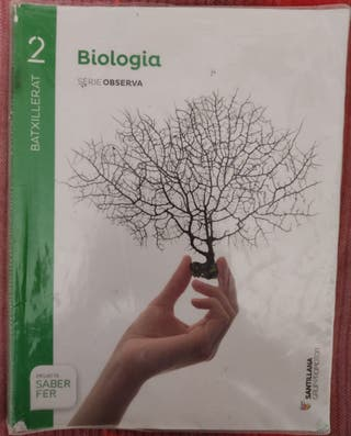 Libro de Biologia 2 Bachillerato