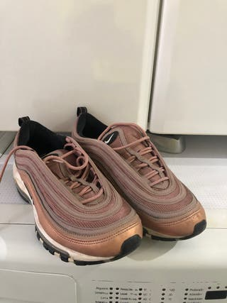 Zapatillas Nike 97 bronce