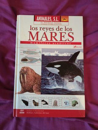 Libro con CD Los Reyes de los Mares