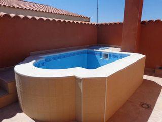 Mini piscina elevada Noelia