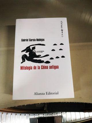 Mitología de la China Antigua - García Noblejas