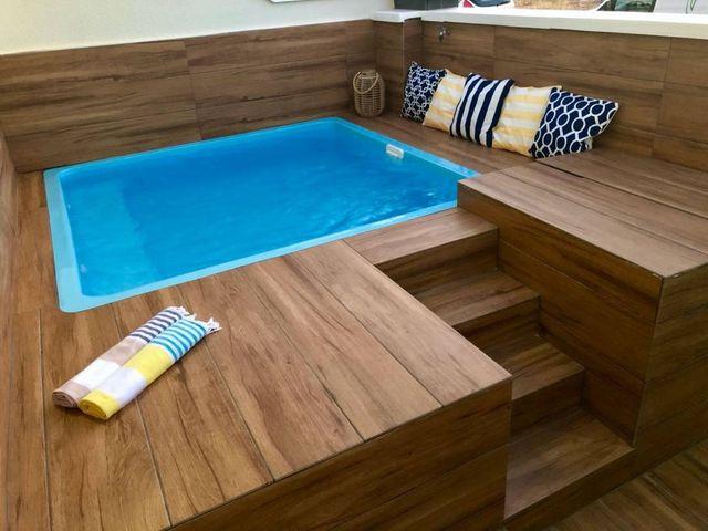 Mini piscina Montse