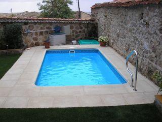 Mini piscina elevada Alba
