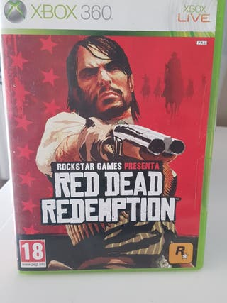 RED DEAD REDEMPTION- XBOX 360