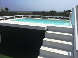 Mini piscina elevada Flora