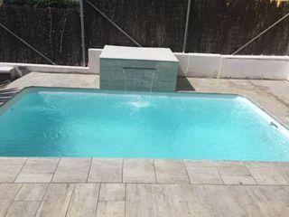 Mini piscina elevada Eli