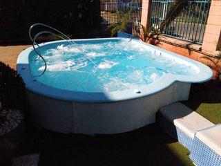 Mini piscina elevada Lola