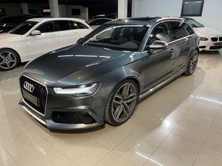 Audi RS6 Avant 4.0TFSi V8 560cv Quattro Tiptronic