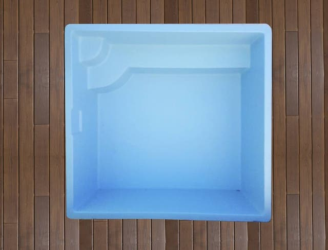 Mini piscina elevada Lucero