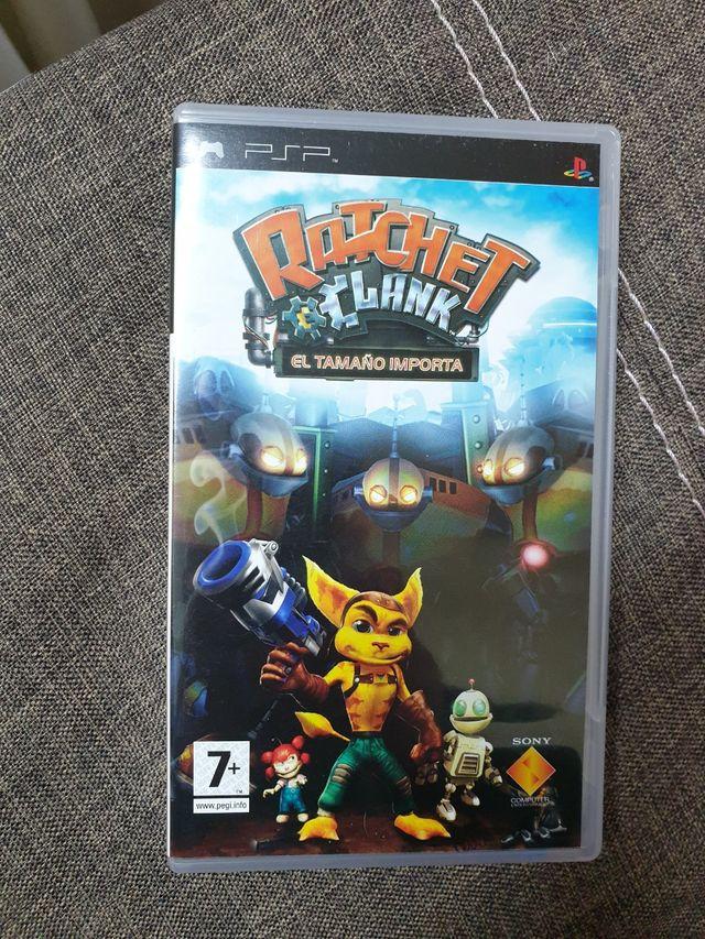 Ratchet & Clank Psp