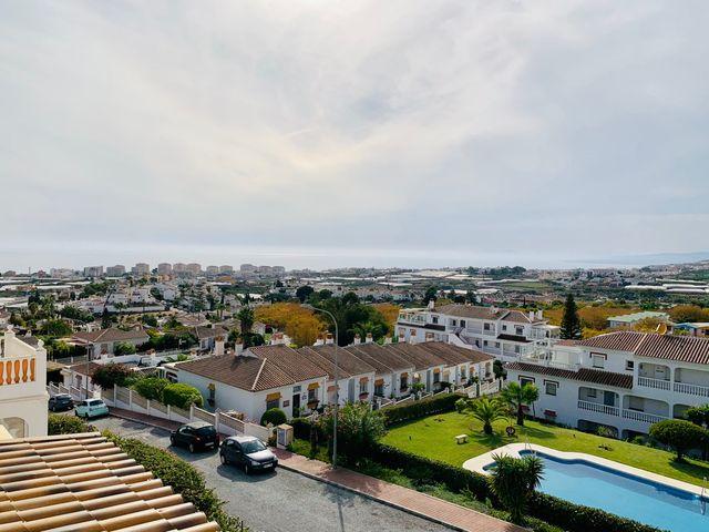 Ático Torrox Park bonitas vistas (El Peñoncillo, Málaga)