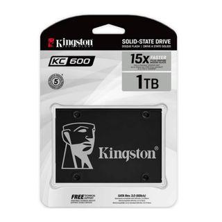 Disco Duro SSD 1TB KINGSTON KC600