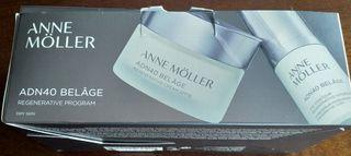 Crema y contorno de ojos Anne Moller