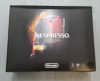 Cafetera Nespresso mini Essenza DeLonghi