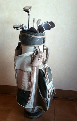 Palos de Golf para mujer con bolsa