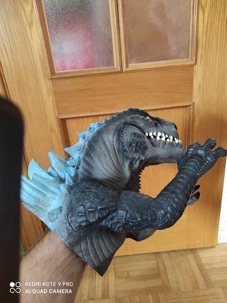 títere de Godzilla