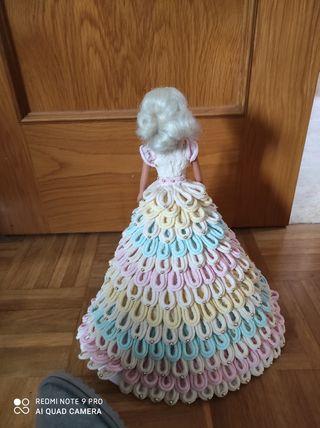 muñeca + vestido
