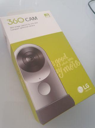 Camara 360 Lg