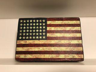 Caja EE.UU almacenaje decoración