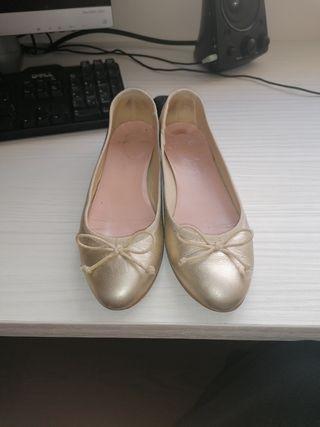 zapatos de piel talla 38