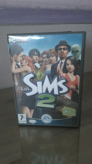 Juego ordenador Los Sims 2