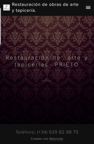 Tapicería y restauración de arte en Ponferrada