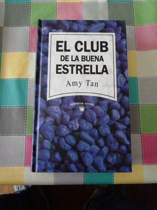 Libro EL CLUB DE LA BUENA ESTRELLA _ Amy Tan _