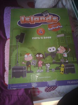 pupil s book. 4 primaria PEARSON