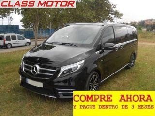 Mercedes-Benz Clase V 220 CDI AUT. EXTRALARGA 163