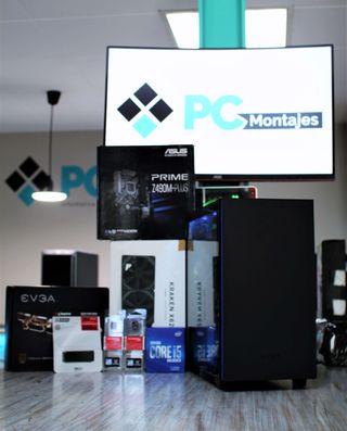 PC Gaming I5 de 10ª generación y RTX 2080 oferta