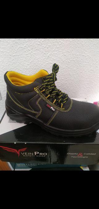 Calzado/zapato de seguridad.