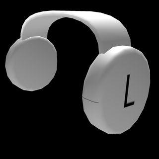 Auriculares Blanco modernos