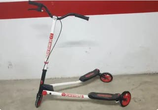 Patinete speeder scooter plegable 3 ruedas