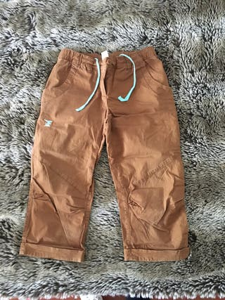 Pantalones pirata de escalada/trekking Simmond