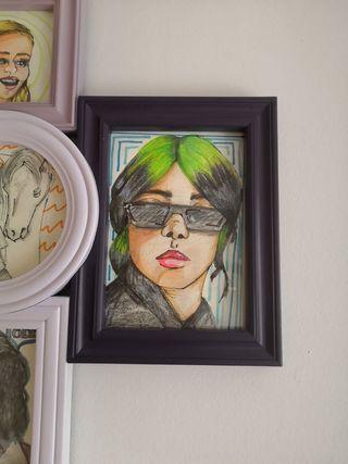 Encargo de dibujos (retratos, animales, abstracto)