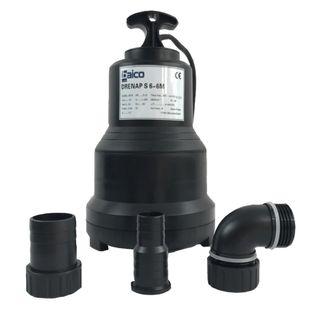 Bomba sumergible drenaje 0,11 kW sin instalación