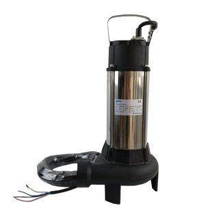 Bomba sumergible 1,1 kW para drenaje de agua