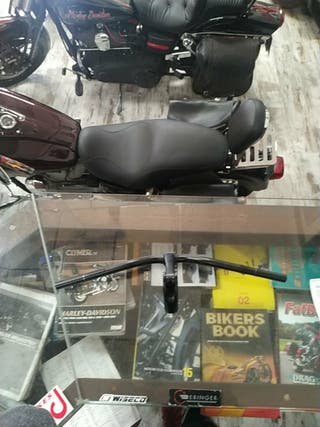 manillar bici con soporte regulable