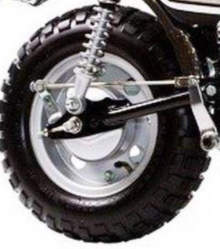 ruedas de Ducati antiguas