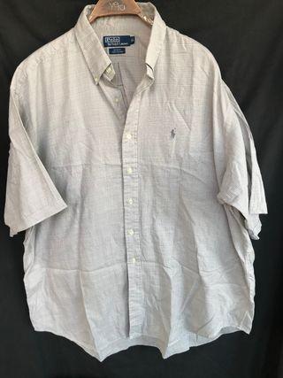 POLO RALPH LAUREN BLAKE camisa manga corta XL