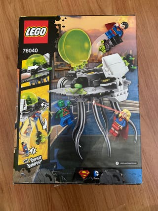Set de lego superman 76040