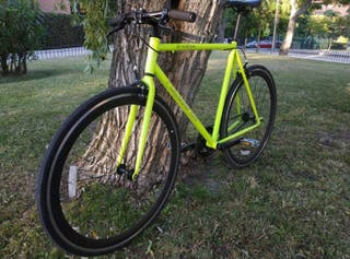 Fixie Bici Bicicleta