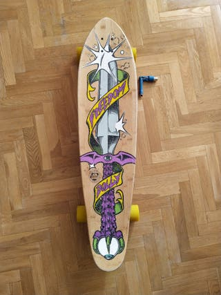 Longboard Freedom Dolly