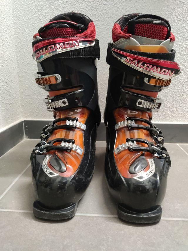 Botas esquí Salomon // Hombre 28,5