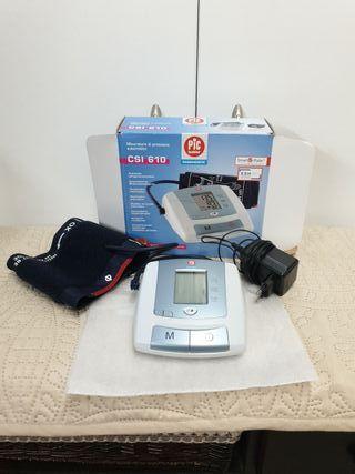 medidor presión arterial