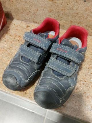 zapatillas deportivas geox talla 34