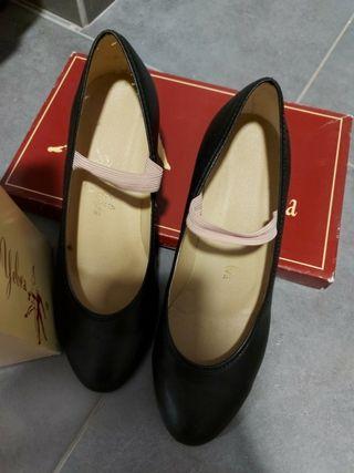 zapatos flamenca talla 36