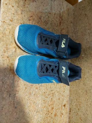 Zapatillas deportivas FILA T. 34